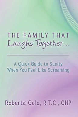 Cover for The Family That Laughs Together
